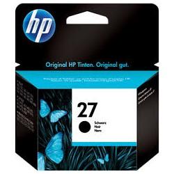 Kasetė rašalinė HP27 juoda
