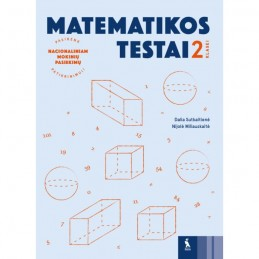 Matematikos testai 2 klasei...
