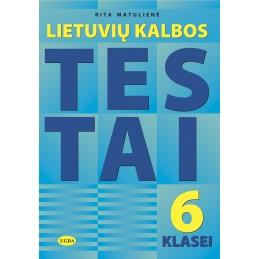 Lietuvių kalbos testai 6 kl.