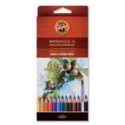 Akvareliniai pieštukai...