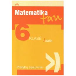 Matematika Tau, 6 klasė,...