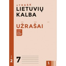 Lietuvių kalba. Užrašai 7...