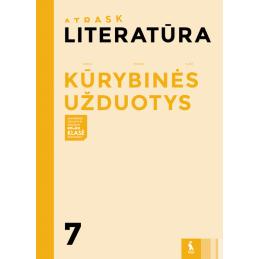 Literatūra. Kūrybinės...