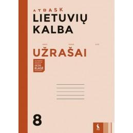 Lietuvių kalba. Užrašai 8...