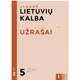 Lietuvių kalba. Užrašai 5...