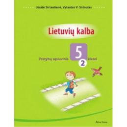 Lietuvių kalba. Pratybų...