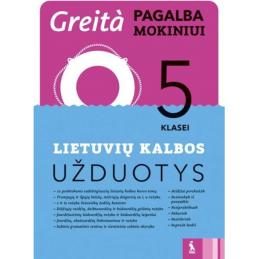 Lietuvių kalbos užduotys 5...