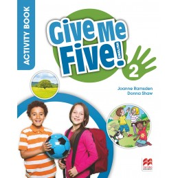 Give Me Five! Activity Book...