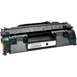 Kasetė HP CE505A, juoda,...