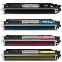 Kasetė HP CE311A/CRG-729,...
