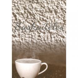 Užrašų knygelė kavinėms,...