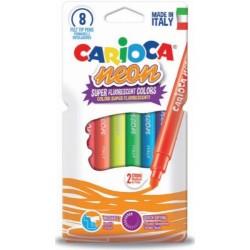 Flomasteriai NEON CARIOCA ,...