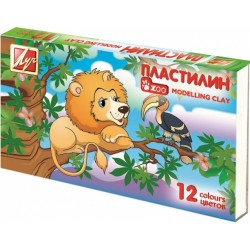 "Plastilinas ""ZOO""(mini)..."