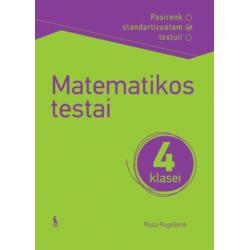 MATEMATIKOS TESTAI 4 KLASEI...