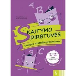 SKAITYMO DIRBTUVĖS 1-2 klasei