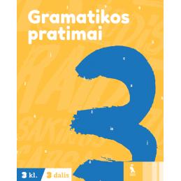 Gramatikos pratimai 3...