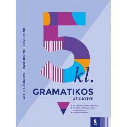 Gramatikos užduotys 5 klasei