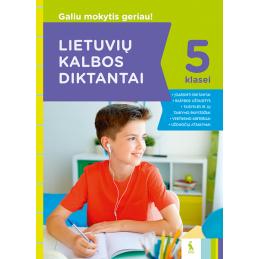 Lietuvių kalbos diktantai 5...