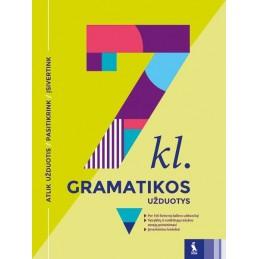 Gramatikos užduotys 7 klasei