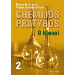 Chemijos pratybos IX...