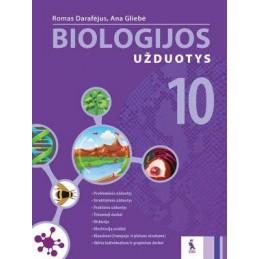 Biologijos užduotys 10 klasei