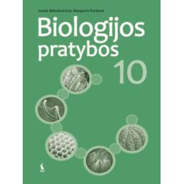 BIOLOGIJOS PRATYBOS X KLASEI