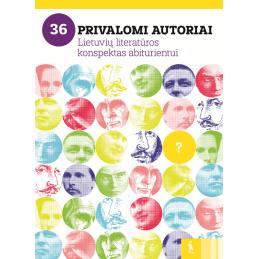 36 privalomi autoriai....