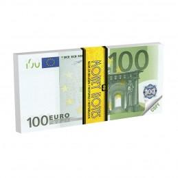 Bloknotas užrašams 100 EURO...