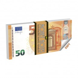 Bloknotas užrašams 50 EURO...