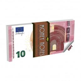 Bloknotas užrašams 10 EURO...