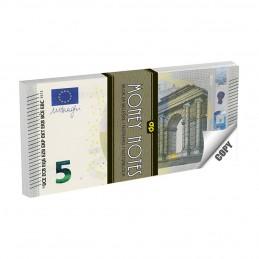 Bloknotas užrašams 5 EURO...