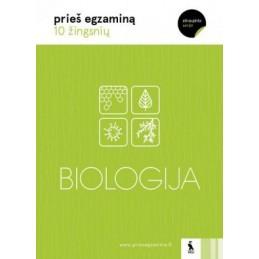 """BIOLOGIJA (s. """"10 žingsnių"""")"""