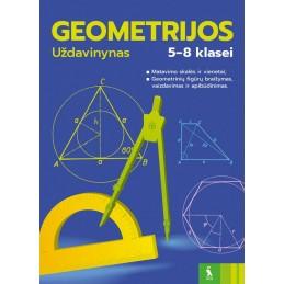 Geometrijos uždavinynas 5-8...
