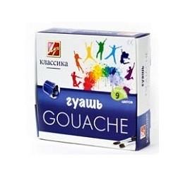 """Guašas """"Klasika"""" LUČ, 9 spalvų"""