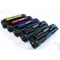 Kasetės lazeriniams spausdintuvams HP