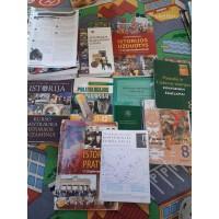 Pratybos ir papildoma mokomoji literatūra